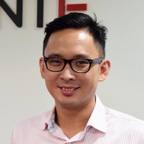 HUANG LIANGJIE - Lead Client Partner