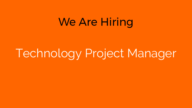 Technology Project Manager