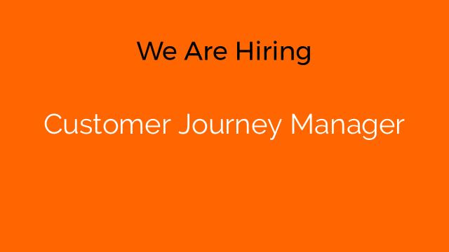 Customer Journey Manager