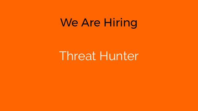 Threat Hunter