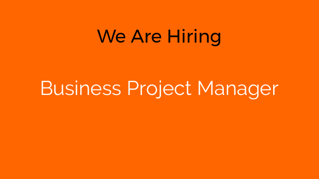 Business Project Manager