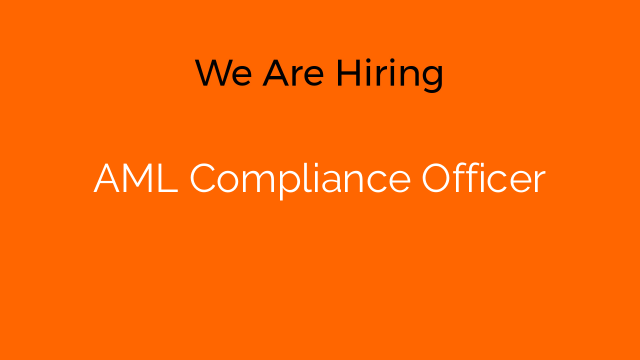 AML Compliance Officer