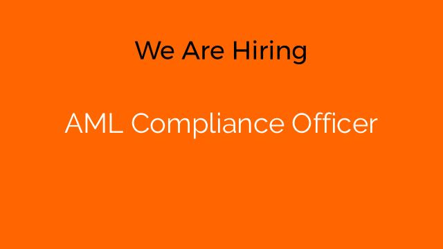 AML Compliance Officer