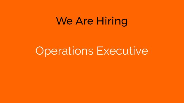 Operations Executive