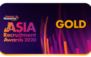 """Sciente International is judged """"Recruitment Agency of the Year (under 50 employees)"""" at HR Asia Recruitment Awards 2020"""
