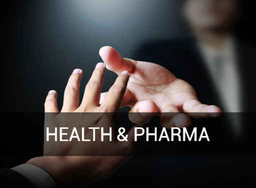 Health & Pharma technology careers