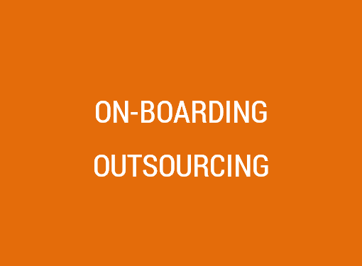 IT Talent on Boarding Outsourcing Services