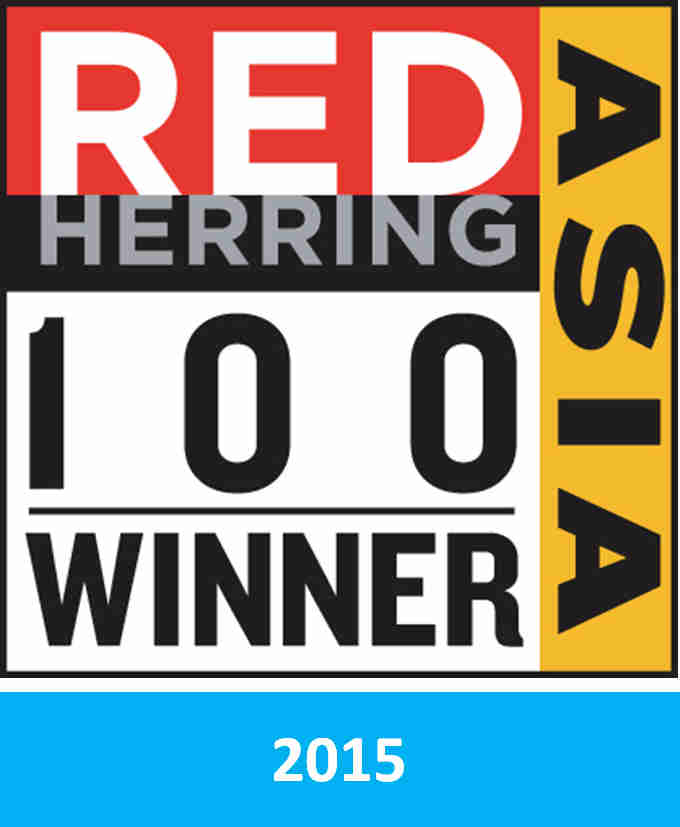 Sciente International - Winner of Red Herring Top 100 ASIA Award