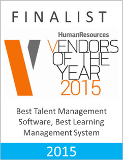 Sciente International - Finalist at HR Vendor of the Year Award