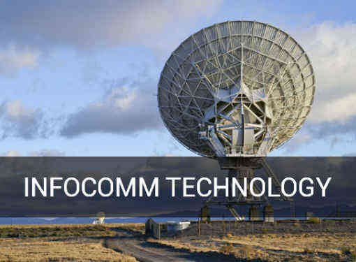 Information & Communication Technology careers