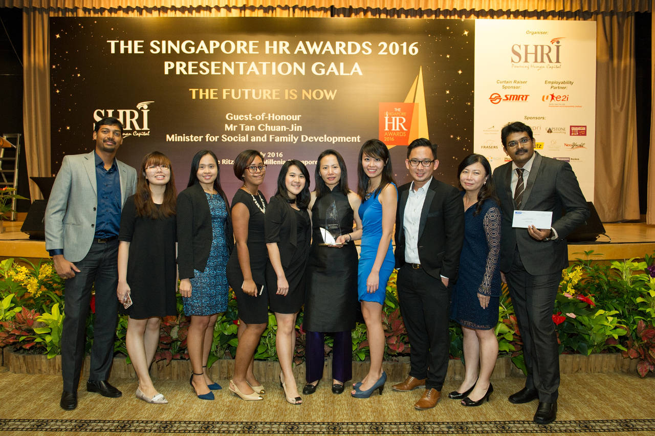 Sciente International wins Leading HR Practices in Corporate Social Responsibility
