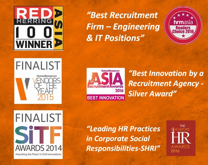 Best IT Recruitment Firm Singapore