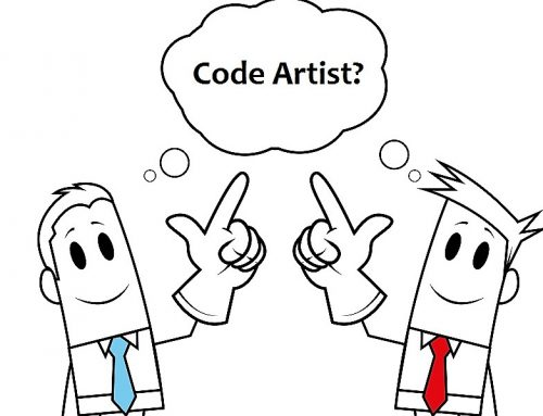Software Developers – Should You Also Call Yourselves Code Artists Next?