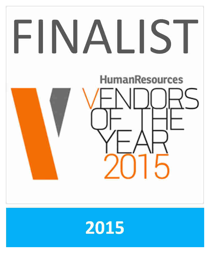 Sciente International - Finalist at HR Vendor of the Year Award