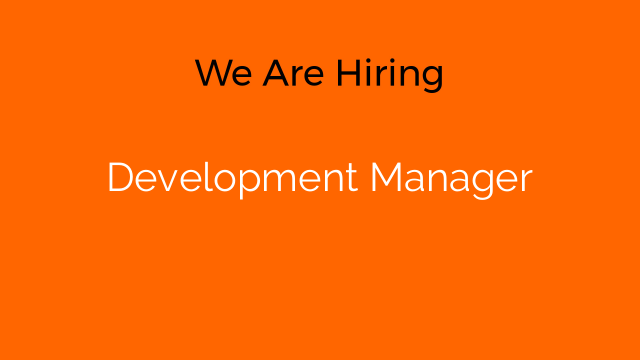 Development Manager