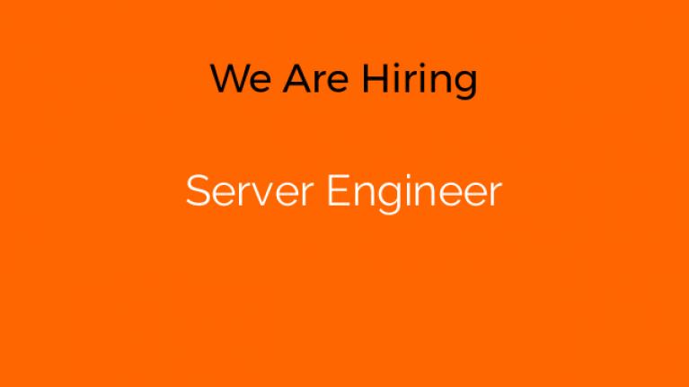 Server Engineer