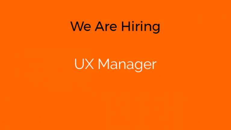 UX Manager