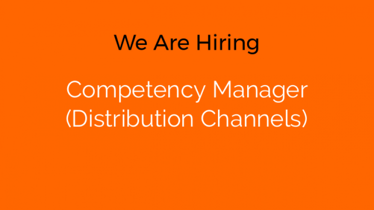 Competency Manager (Distribution Channels)