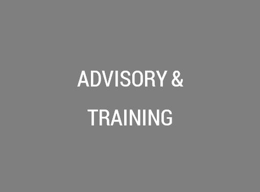 Advisory & Training